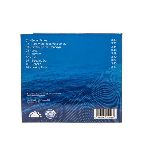 Minimyst - Hard Water CD