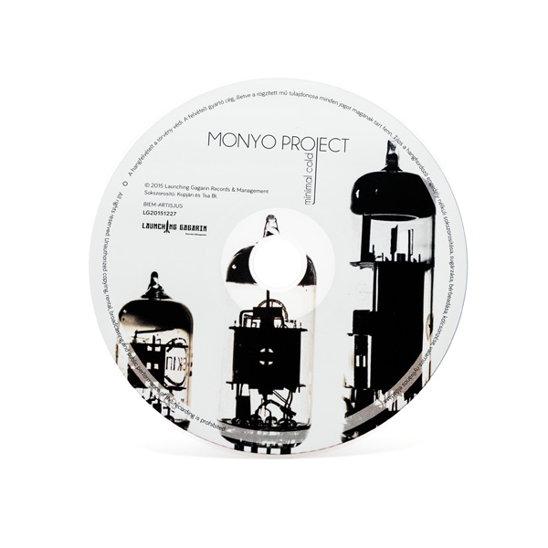 Monyo Project - Minimal Cold CD